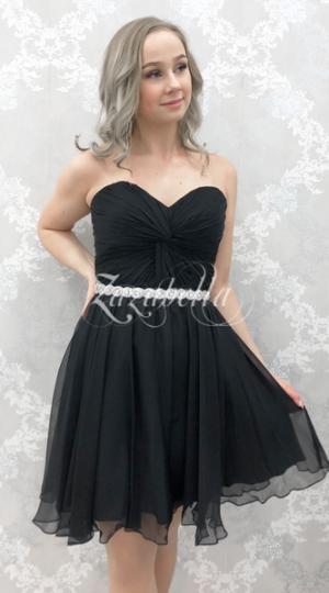 Juhlamekko H2604S black