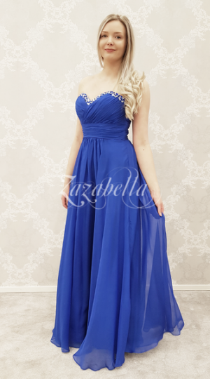 Iltapuku H2837L royal blue