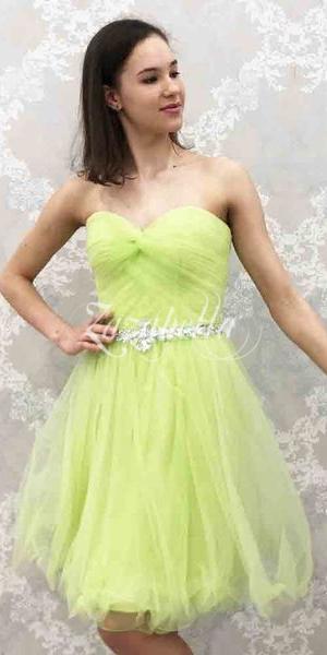 Juhlamekko H2859S apple green