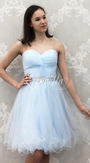 Juhlamekko H3094S ice blue