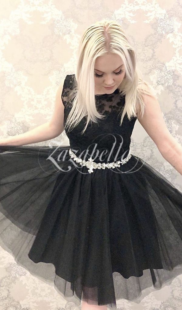 Juhlamekko H3100S black