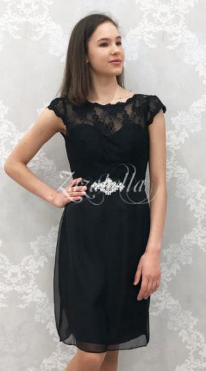 Juhlamekko H3125S black