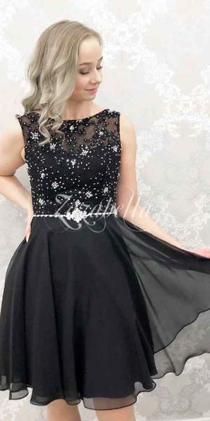 Juhlamekko H3174S black