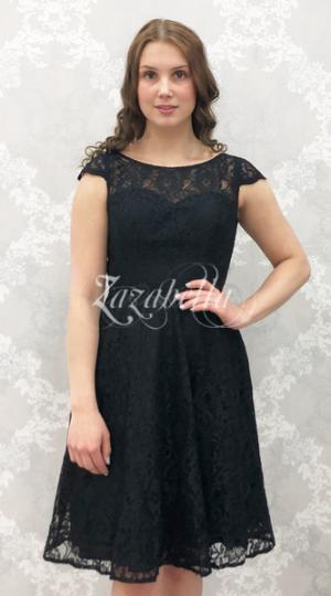 Juhlamekko H3337S black