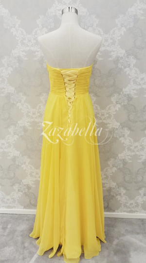 Iltapuku H2837L yellow