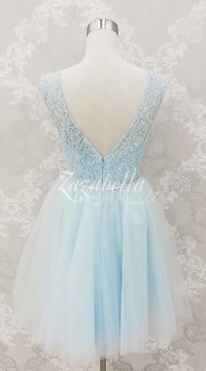 Juhlamekko H3197S ice blue
