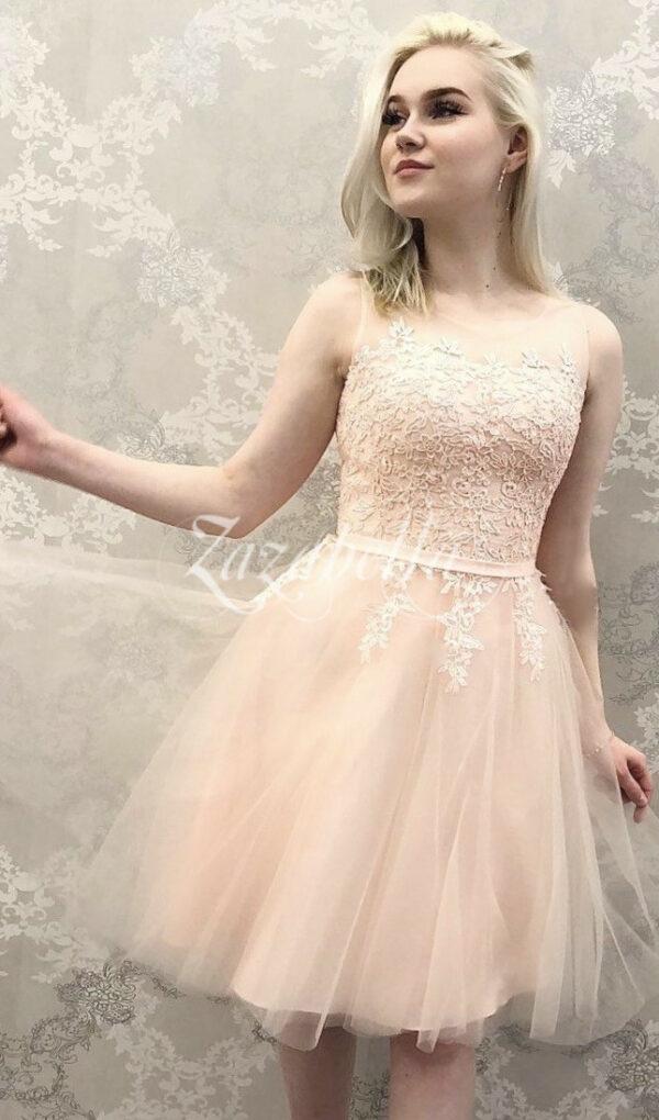 Juhlamekko H4292S blush