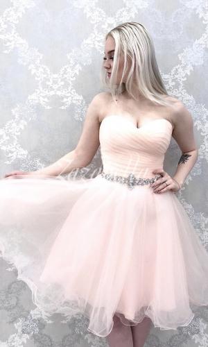 Juhlamekko H3082S blush