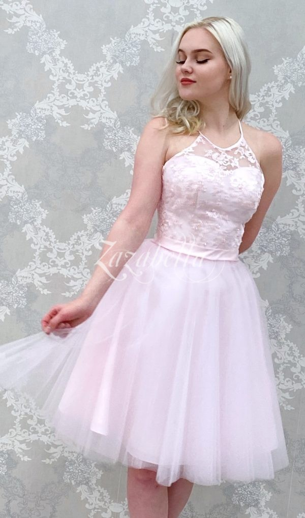 Juhlamekko H3258S pink