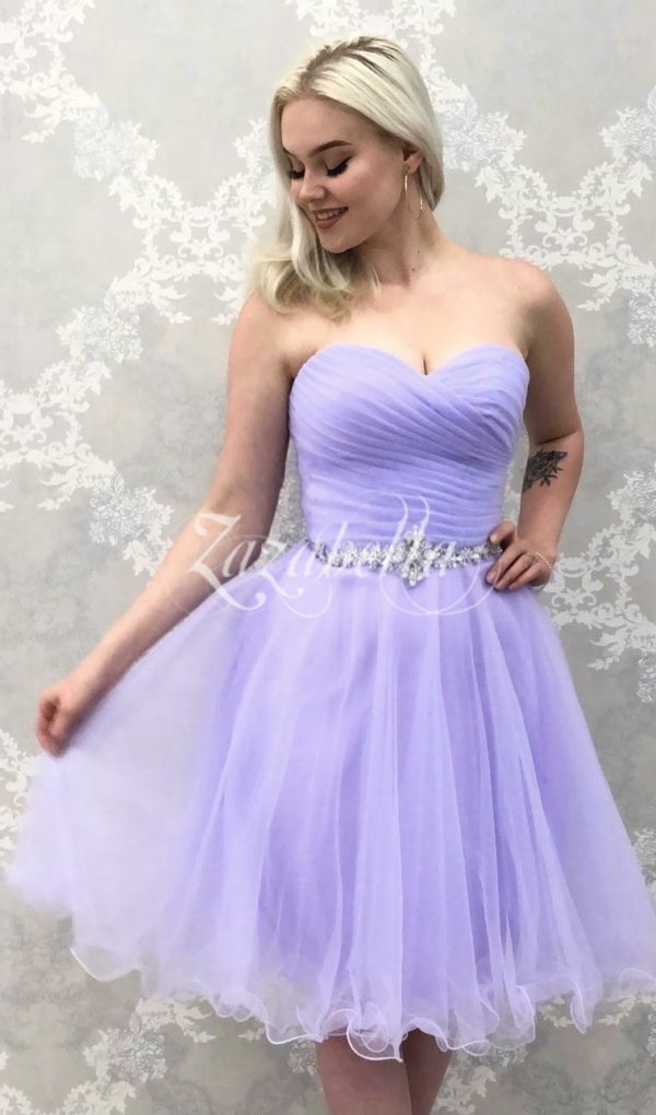 Juhlamekko H3082S violet