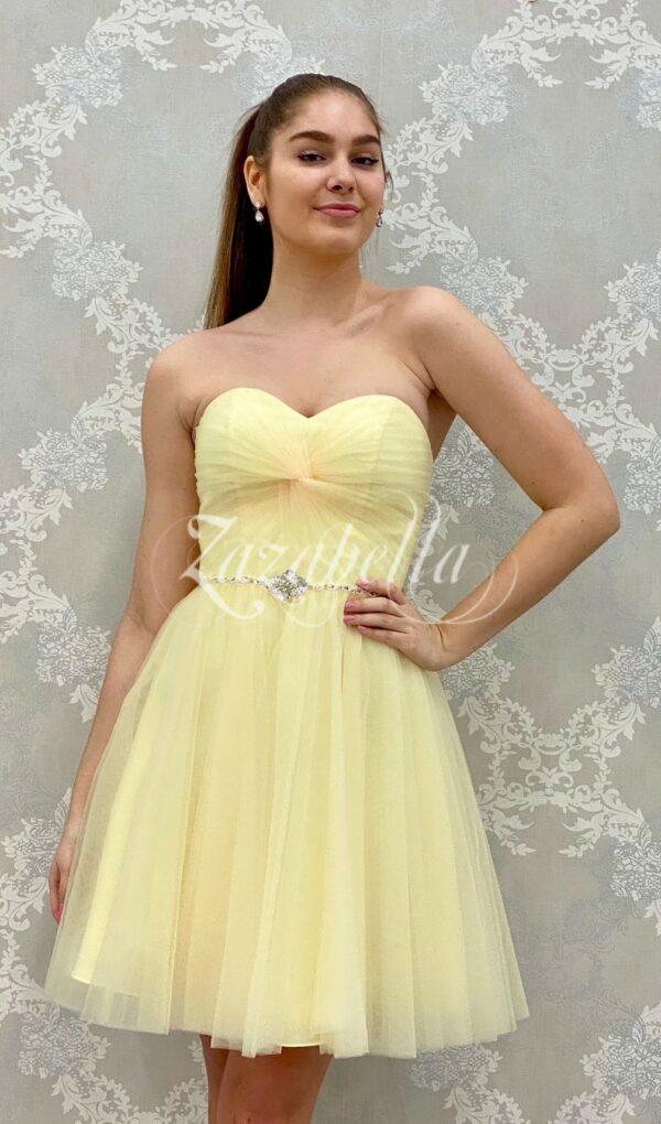 Juhlamekko H3089S yellow
