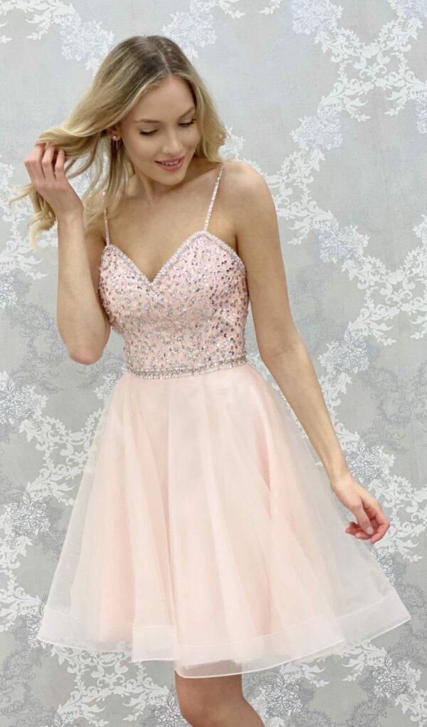 Juhlamekko H4277S blush