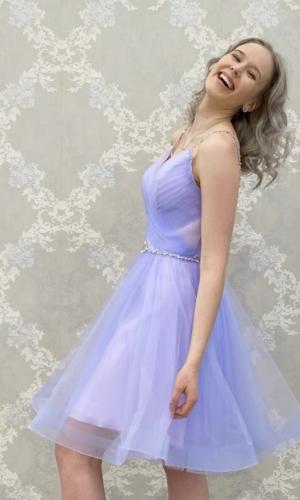 Juhlamekko H4171S violet