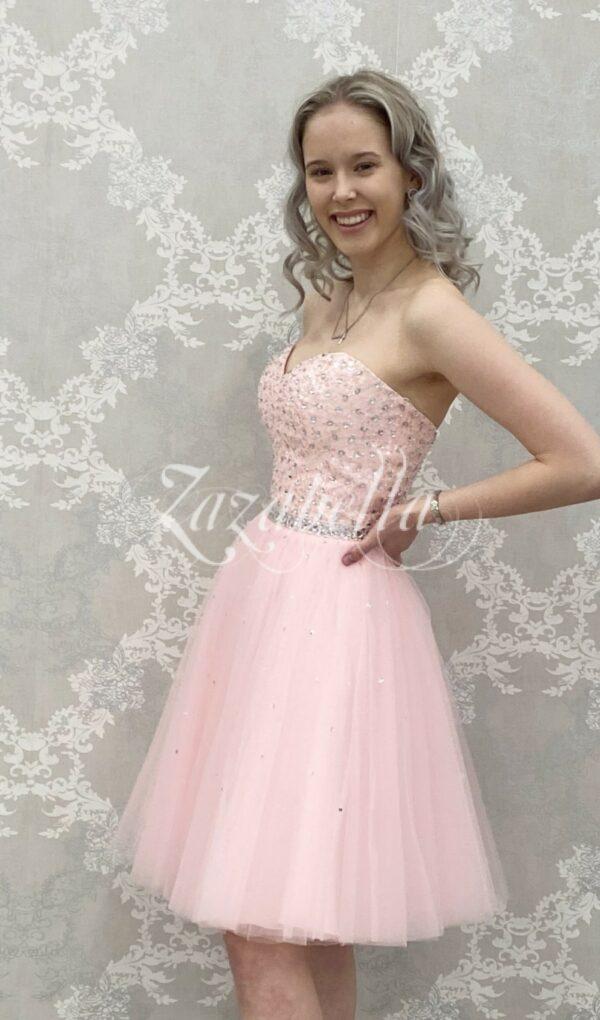 Juhlamekko H3262S pink