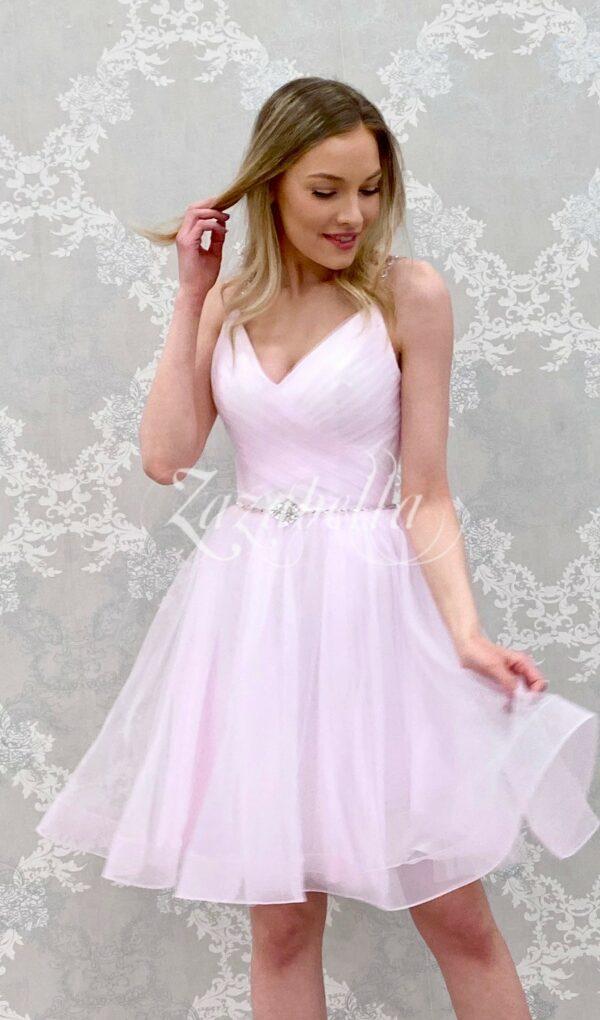 Juhlamekko H4171s pink