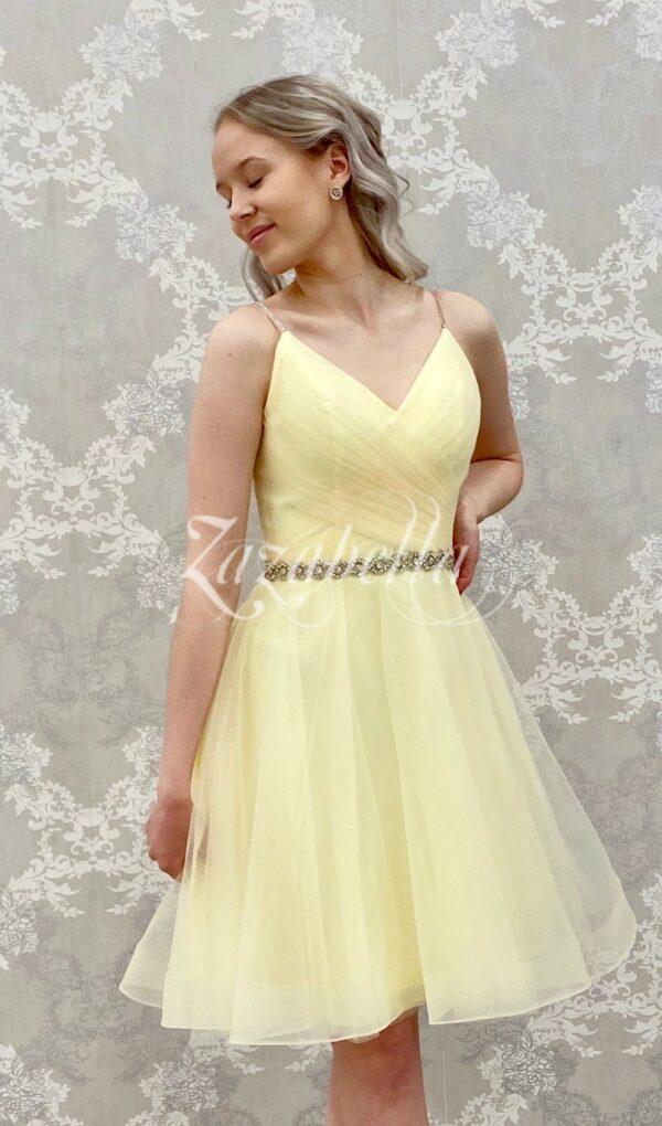 Juhlamekko H4204SS yellow