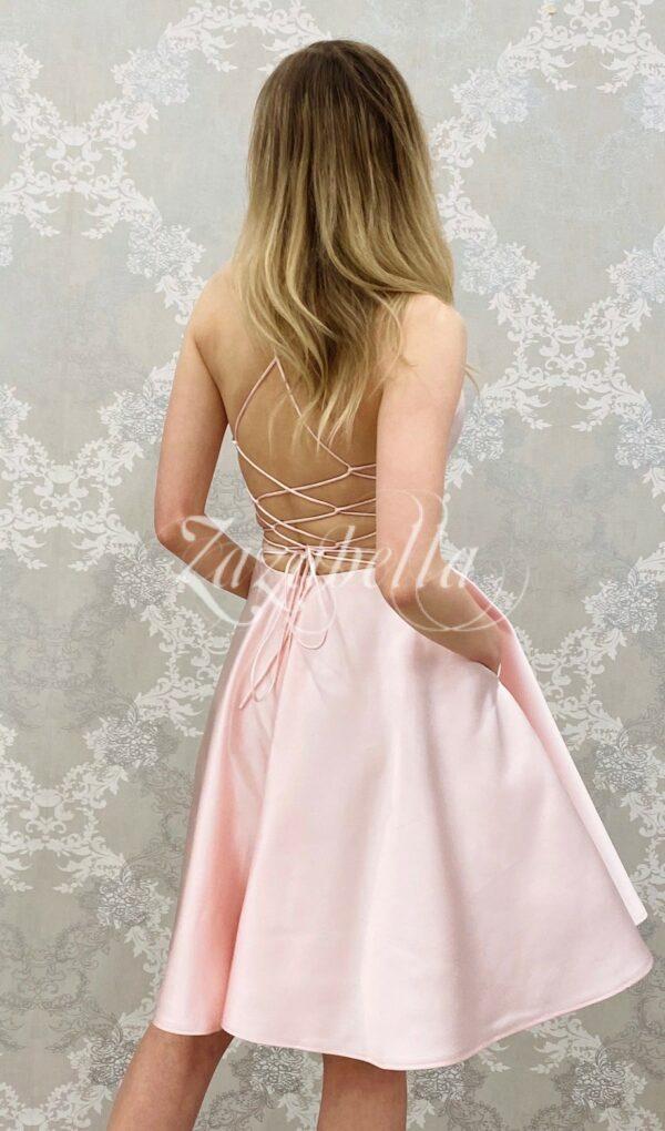 Juhlamekko H4370SS pink