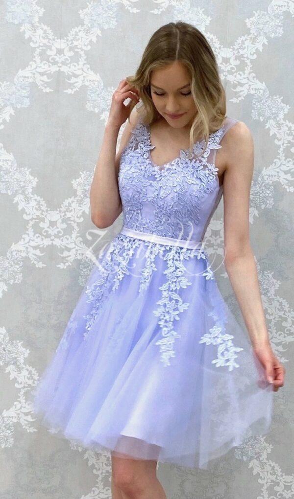 Juhlamekko H4260S violet