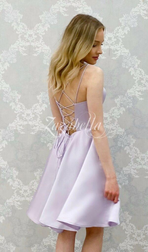 Juhlamekko H4294SS violet