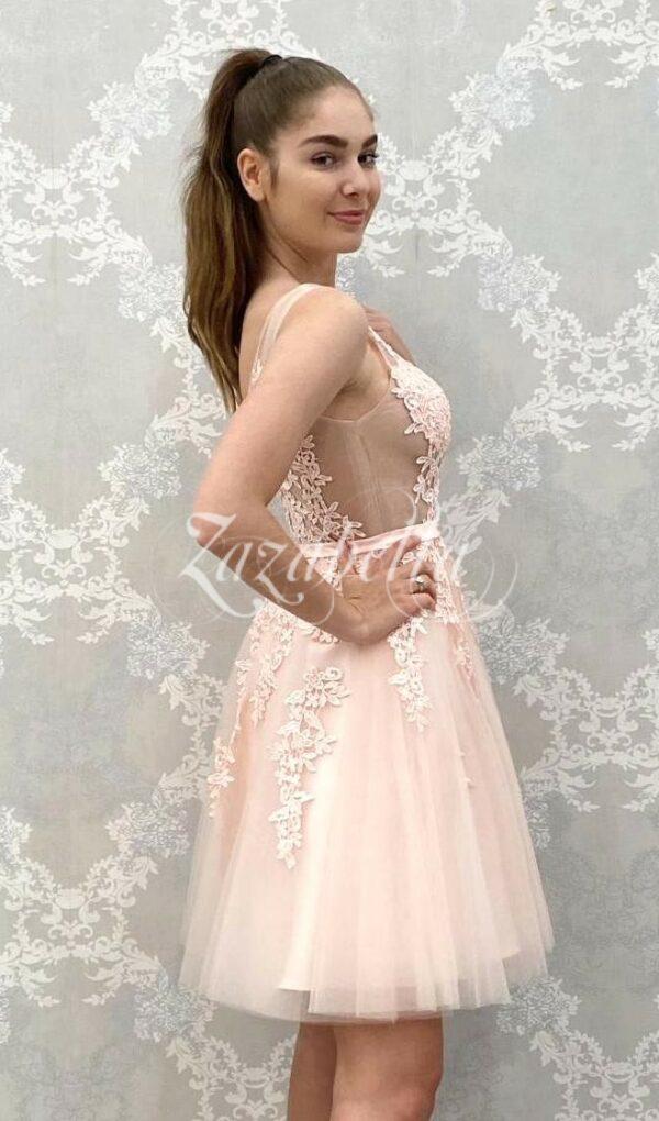 Juhlamekko H4260S-SP blush